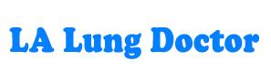 LA Lung Dr. Logo